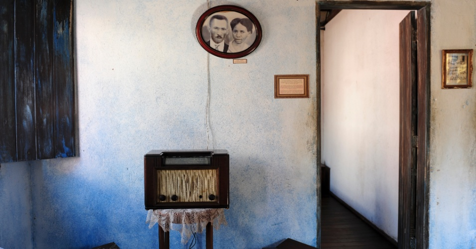 Ambientação da primeira casa de Pelé em Três Corações contou com trabalho de cenógrafos da Rede Globo
