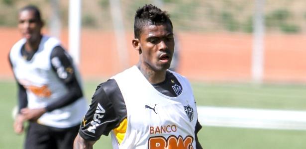 Maicosuel retornou ao Atlético-MG, mas está na mira do Flamengo