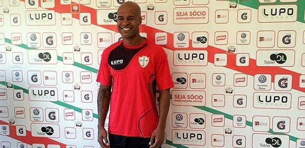 Portuguesa foi um dos últimos clubes do experiente Marcos Assunção