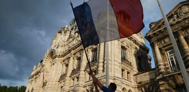 Cidade mais muçulmana da França vive dias de desconfiança desde ataques  - REUTERS/Pascal Rossignol