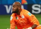 Melhor do jogo, goleiro espera que Copa sirva de legado para Argélia - Jamie Squire/Getty Images