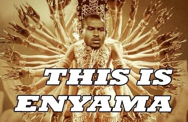Goleiro nigeriano Enyeama saiu derrotado, mas foi elogiado pelas defesas difíceis contra a França