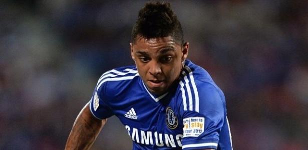Wallace foi comprado pelo Chelsea por R$ 14 milhões, mas tem sido emprestado