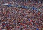 Soccer para Casa Branca e mobiliza as celebridades dos EUA - EFE/EPA/TANNEN MAURY