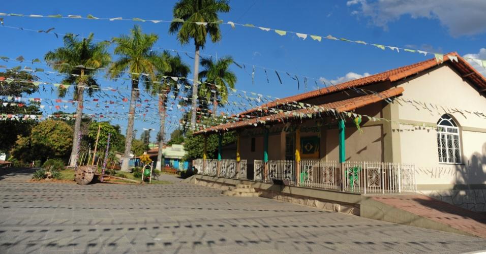 Cidade no meio-oeste de Minas Gerais se gaba de uma boa qualidade de vida de seus moradores
