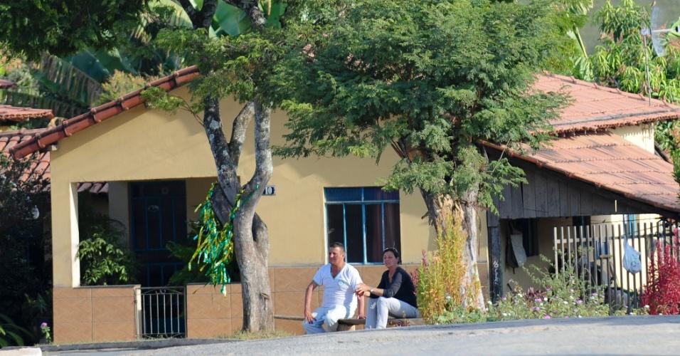 A cidade de Serra da Saudade não registra um homicídio há 52 anos e não precisa de delegacia aberta todos os dias