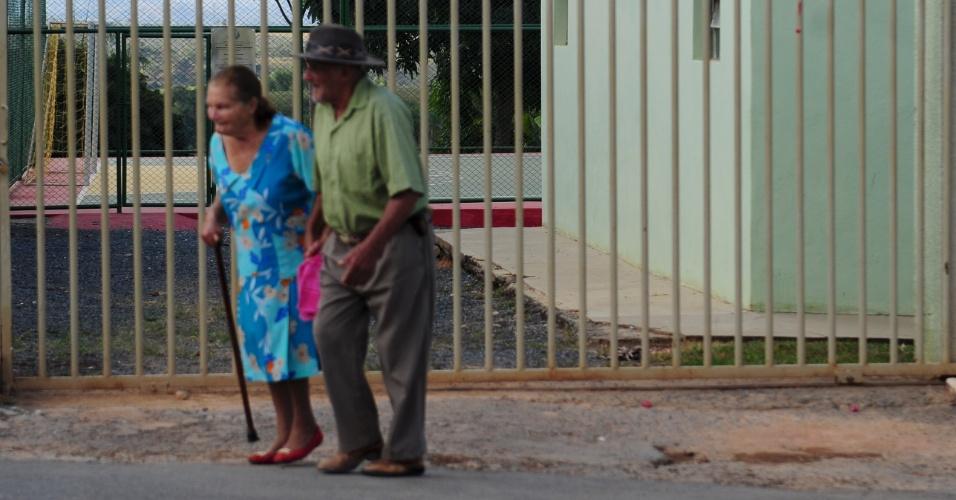 Serra da Saudade tem apenas 825 habitantes, segundo levantamento de 2013 do IBGE; Copa não altera rotina da cidade
