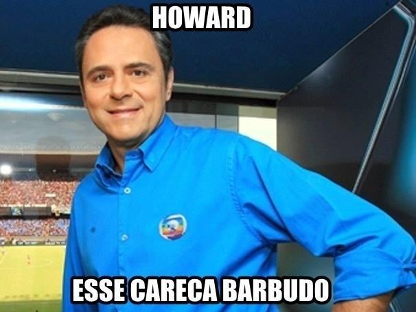 Narrações de Luís Roberto geraram piadas na web