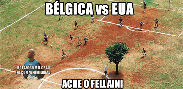 Penteado de jogador belga ainda é sensação na Copa