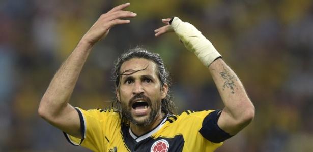 Yepes vibra com vitória contra o Uruguai: capitão colombiano tem o Brasil pela frente