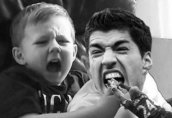 Com Howard por perto, Suárez não morderá mais ninguém