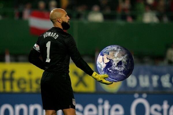 Howard salva o mundo!