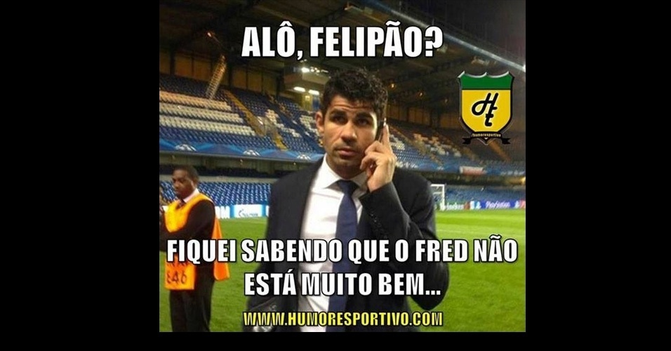 Má fase de Fred faz atacante espanhol ficar arrependido
