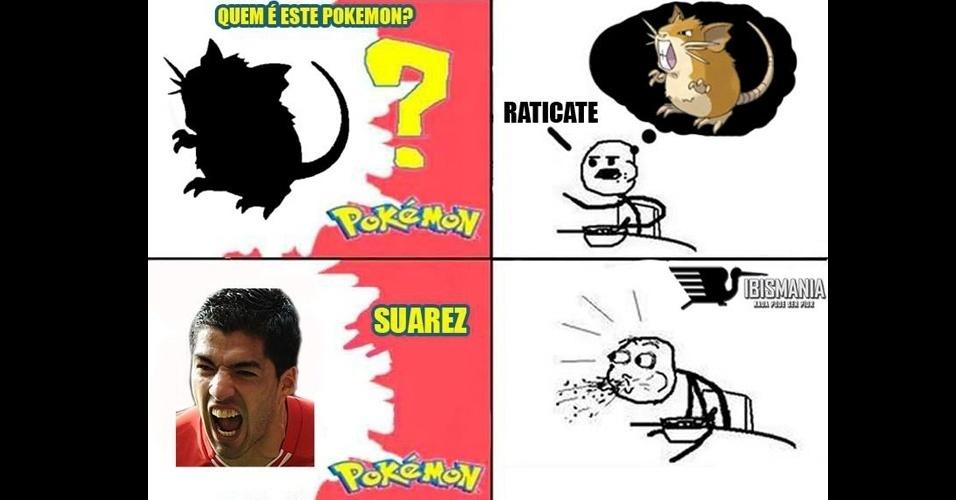 Quem é esse Pokémon? Dica, não é o Ratata e nem o Raticate