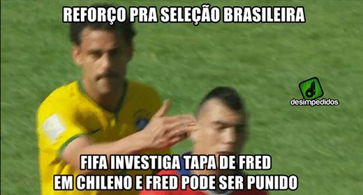 Reforço para o Brasil contra a Colômbia?