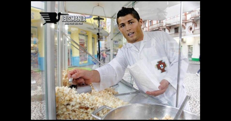 Se desistir do futebol, Ronaldo pode tentar uma nova profissão