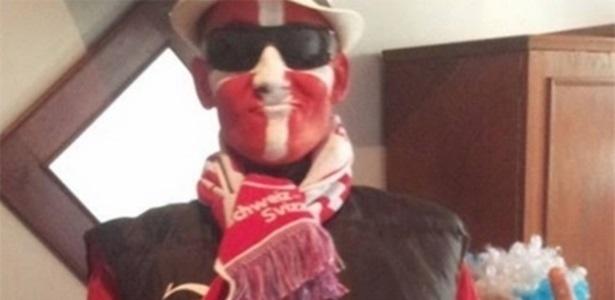 Bebote Álvarez se vestiu de suíço, enganou autoridades e ainda posou tirando fotos