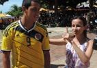 Amistoso Brasil x Colômbia - AP Photo/Silvia Izquierdo