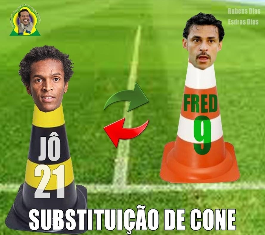 Substituição no ataque do Brasil?