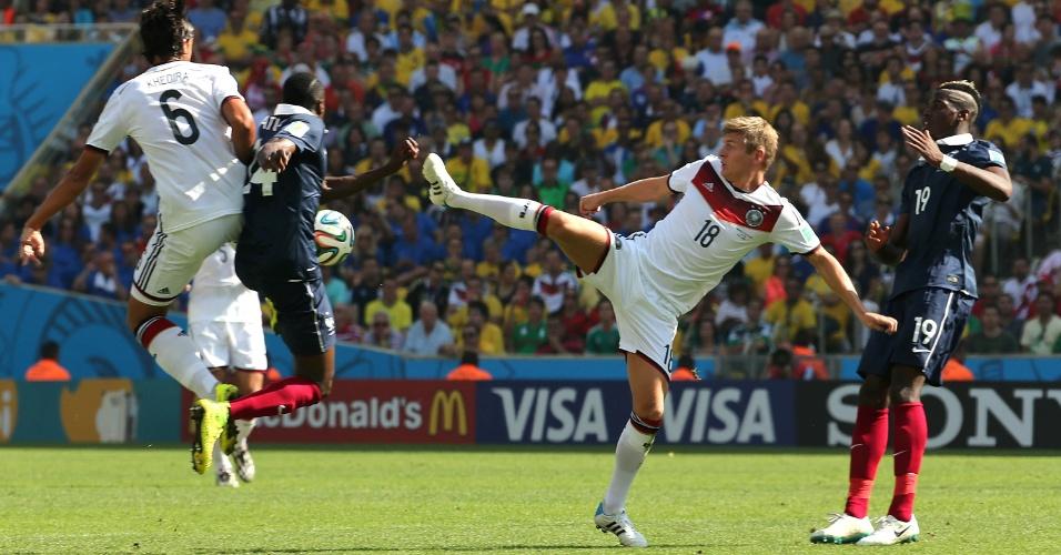Alemanha e França brigam por vaga na semifinal da Copa do Mundo