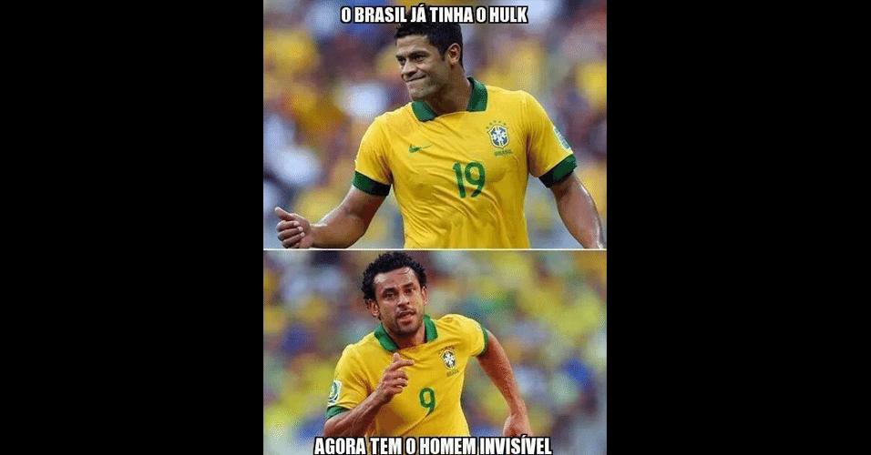 Camisa 9 do Brasil ganhou um novo apelido