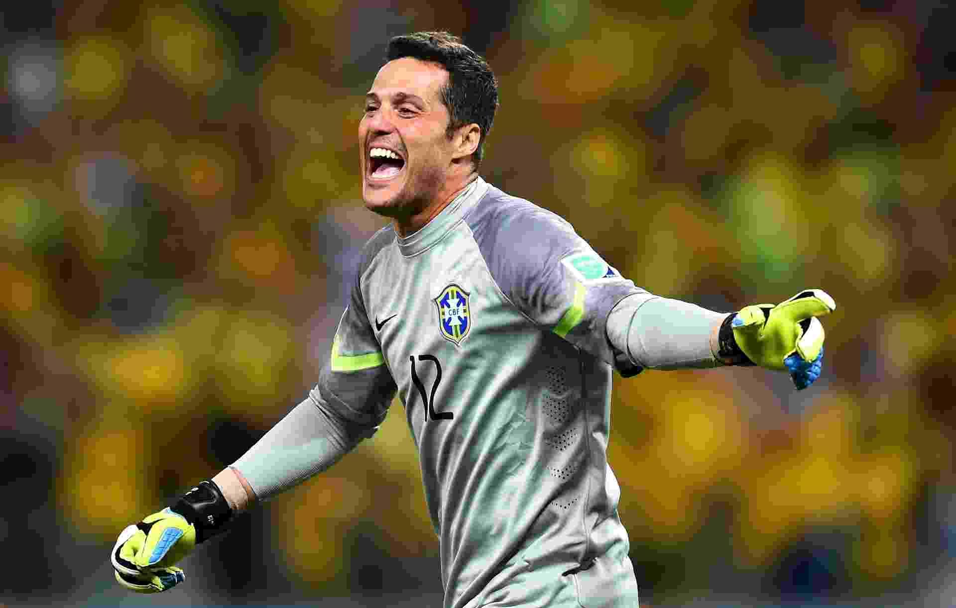 5393219b6b Os goleiros convocados para a seleção brasileira nos últimos quatro anos