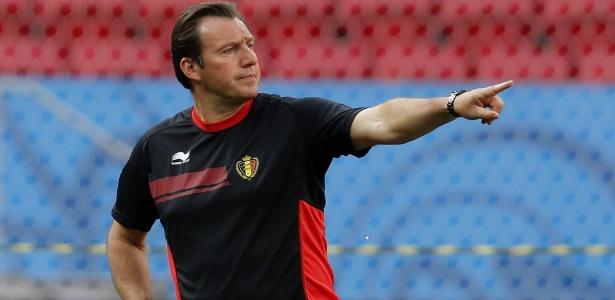 Marc Wilmots não é mais técnico da Bélgica