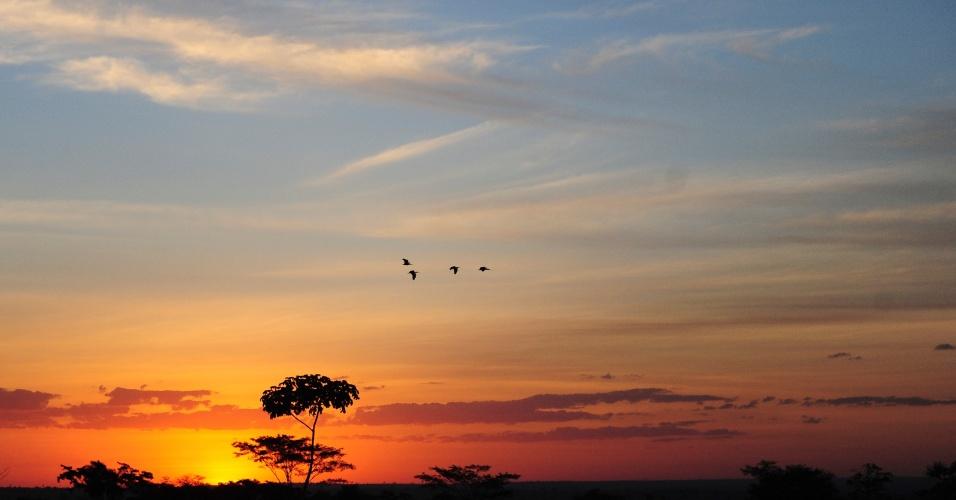 Comunidade indígena de Sassoró está localizada em uma área de beleza privilegiada no sul do Estado de Mato Grosso do Sul