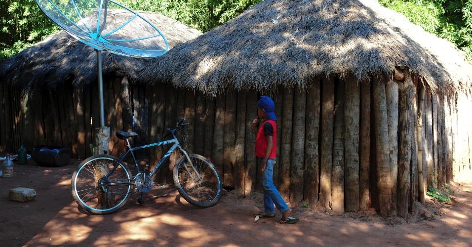 A prefeitura de Tacuru disponibiliza serviço de transporte de estudantes indígenas até universidades em cidades próximas