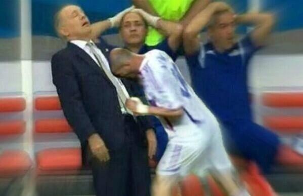 Internautas colocaram até Zidane nas montagens de Sabella