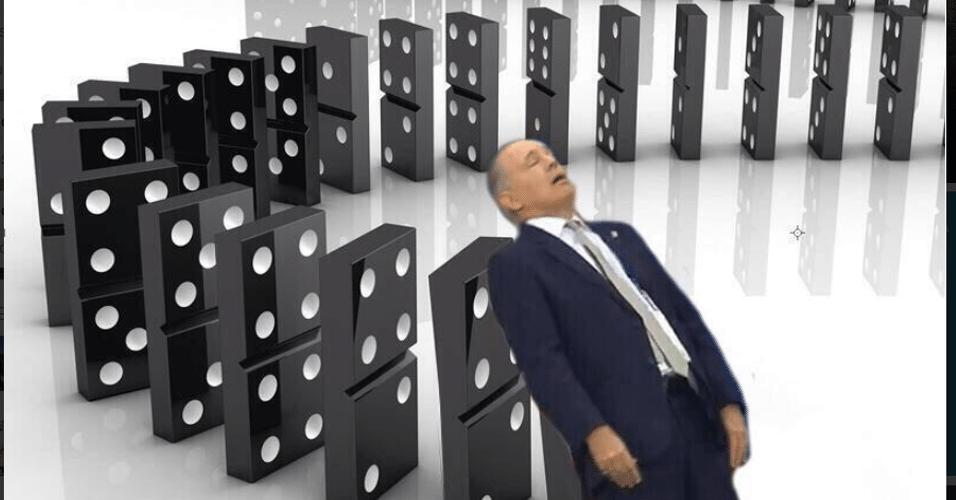 Nesta, treinador virou peça de dominó