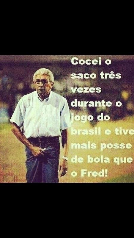 Técnico Givanildo Oliveira não escalaria o Fred no seu time