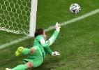 """Herói dos pênaltis fala em """"sonho realizado"""" após classificar Holanda - AFP PHOTO / GABRIEL BOUYS"""