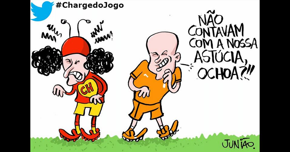 """""""Astúcia"""" de Robben fez a Holanda se classificar em cima do México"""