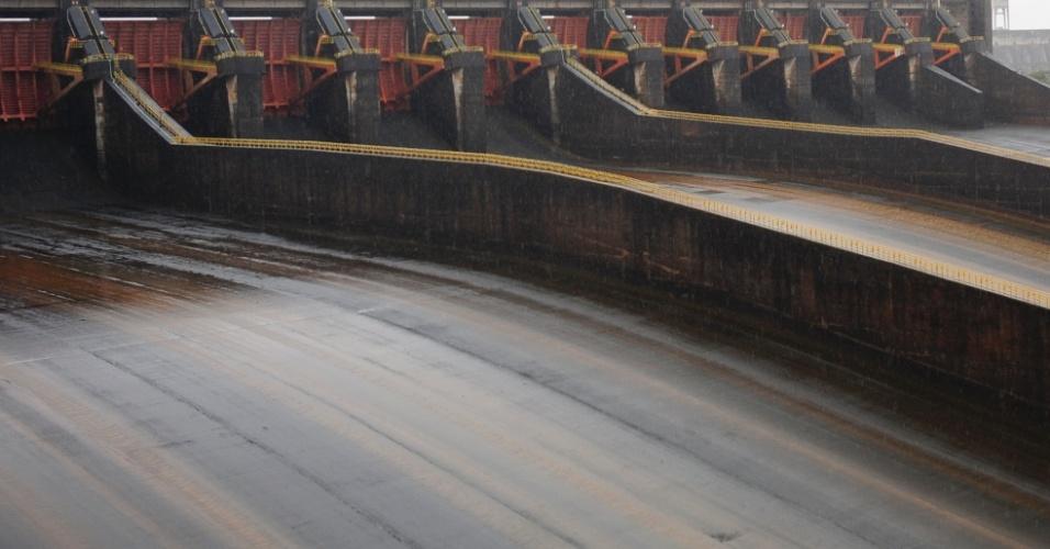 Itaipu começou a operar em 1984 e hoje é a usina com maior produção de energia hidrelétrica do planeta