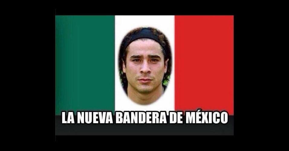 Nova bandeira do México