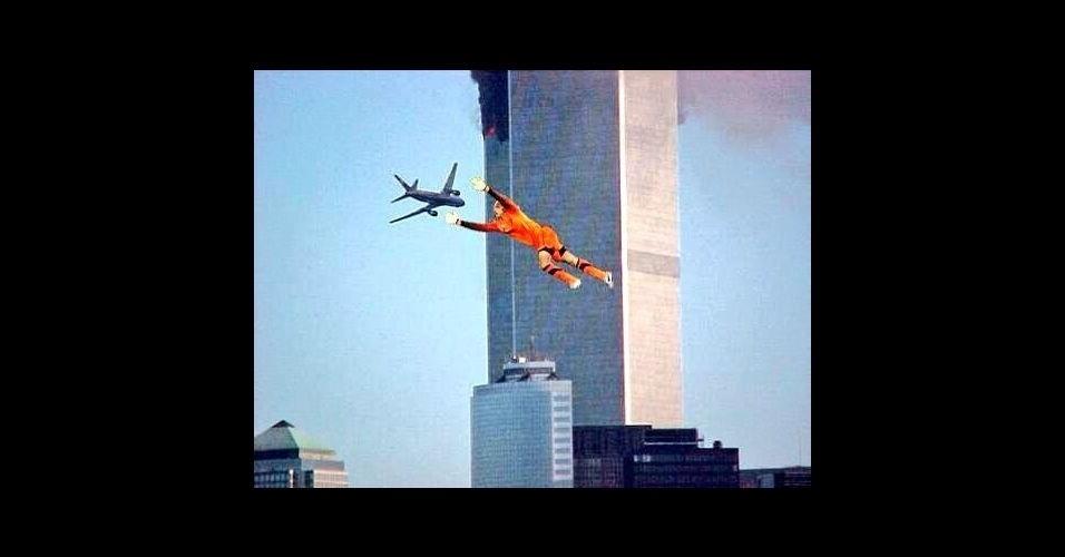Os Estados Unidos têm uma nova defesa contra o terrorismo: Tim Howard
