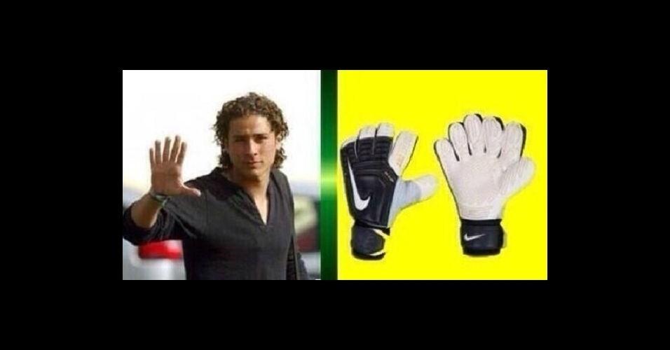 Os seis dedos de Ochoa salvaram o México