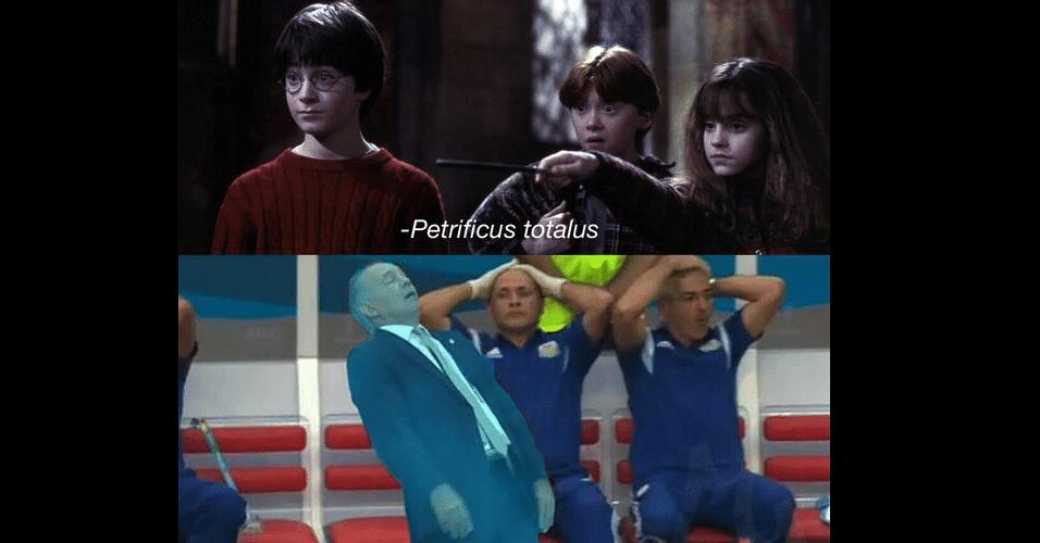 Petrificus Sabellus!