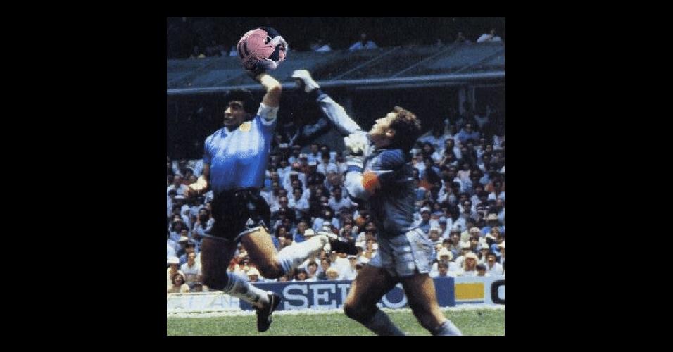 Robben virou a bola do título da Argentina em 1986