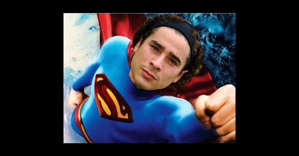Super Ochoa salvando o México na Copa
