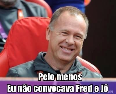 Há até quem peça por Mano Menezes de volta ao comando da seleção