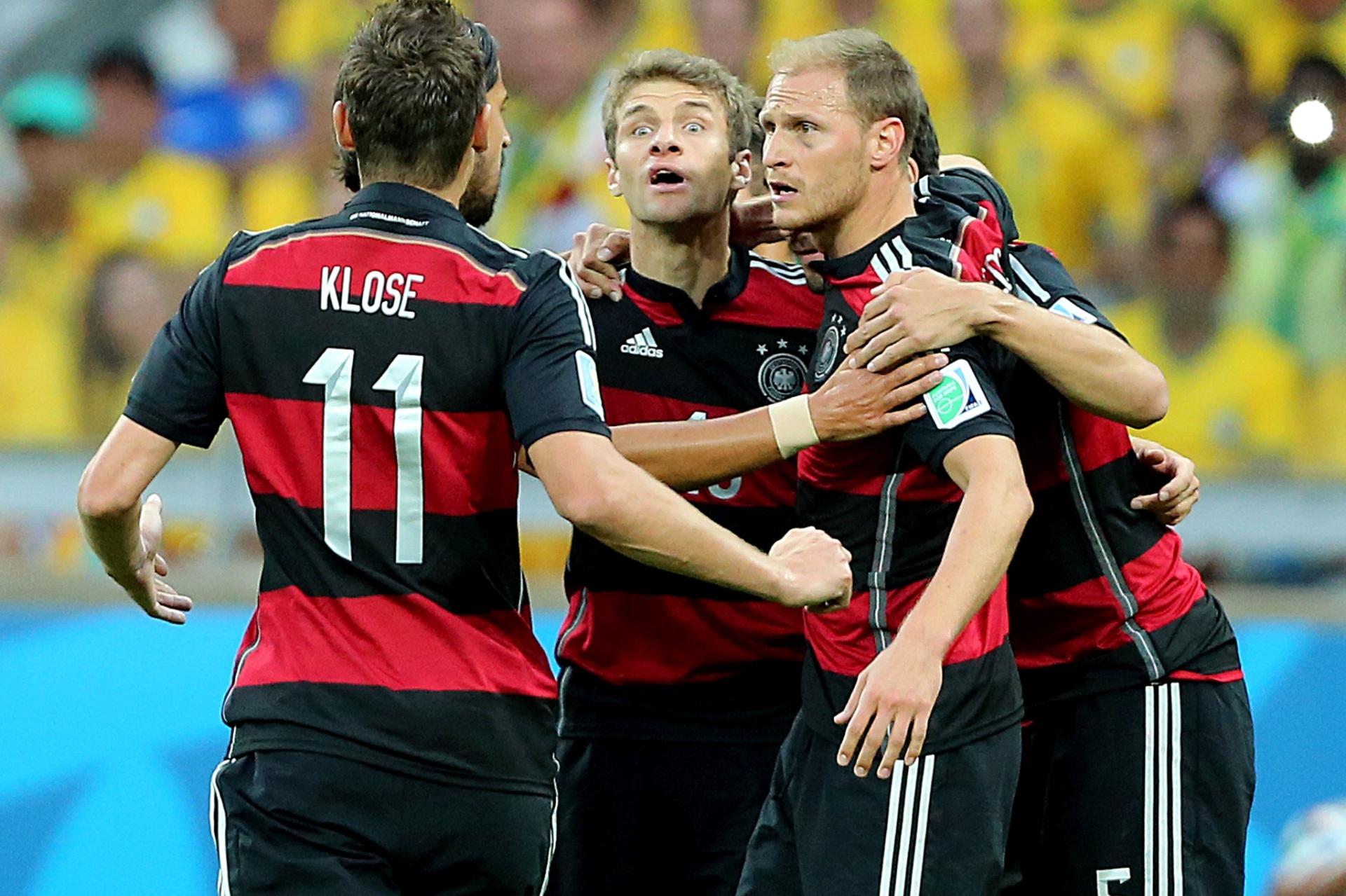 6a1550a4b2 Como estão os alemães que fizeram 7 a 1 no Brasil quase 4 anos depois -  26 03 2018 - UOL Esporte