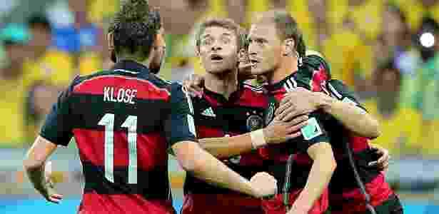 Como estão os alemães que fizeram 7 a 1 no Brasil quase 4 anos depois a184dcb05021c