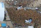 O dia da seleção brasileira - 09/07/2014 - Eduardo Knapp/Folhapress