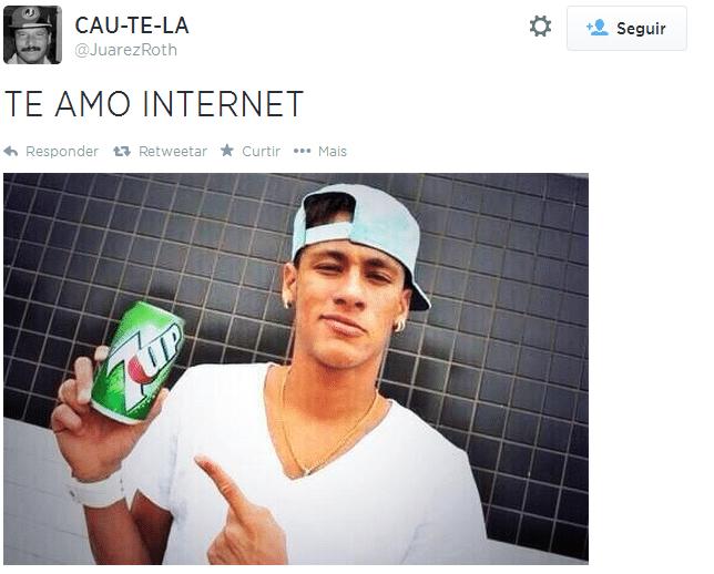 Neymar já sabia o resultado