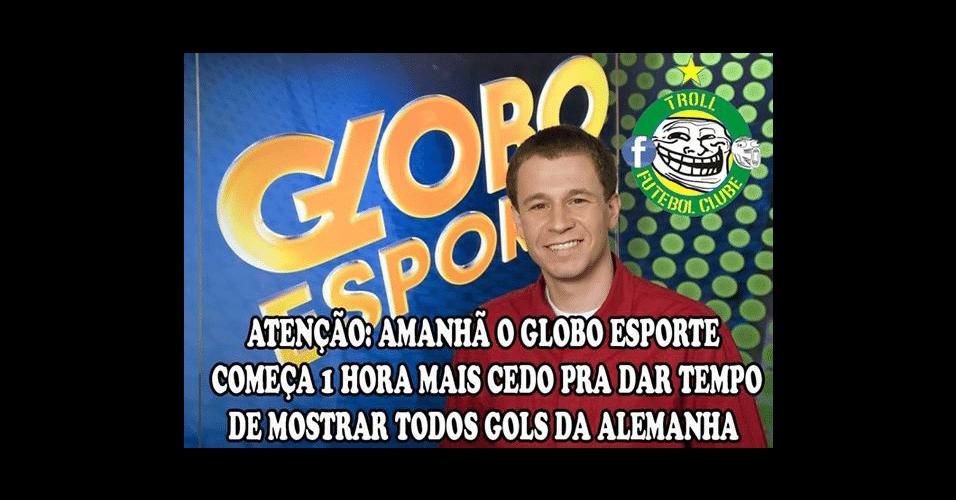 Programa da Rede Globo terá que ter a duração extendida