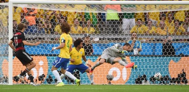 Vitória da Alemanha sobre o Brasil na Copa de 2014 é encara com naturalidade