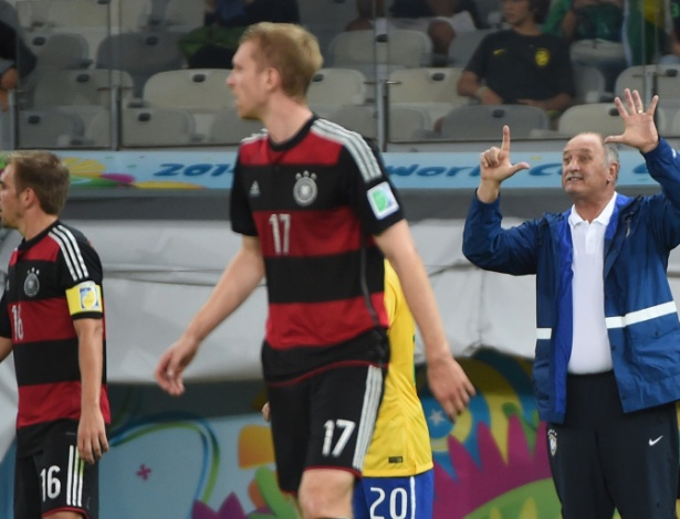 Empresário de Neymar e Lucas chamou Felipão de 'velho babaca e arrogante'