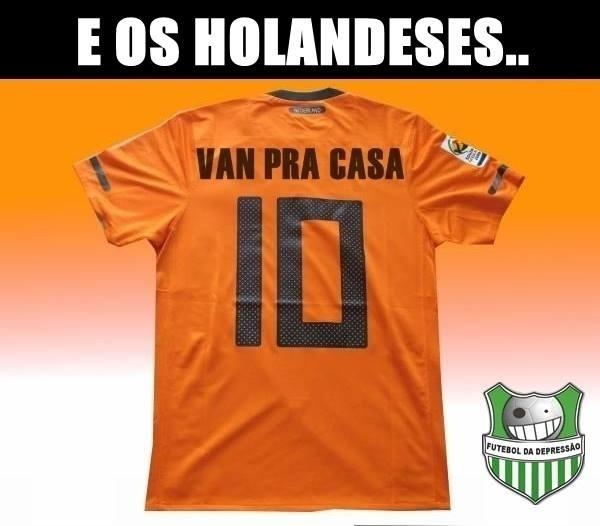 Novo jogador da Holanda?